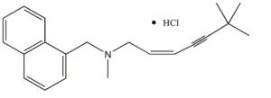 Terbinafine EP Impurity B
