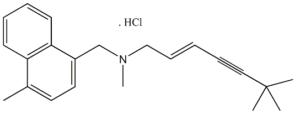 Terbinafine EP Impurity D