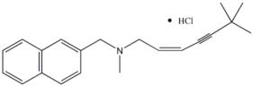 Terbinafine EP Impurity F