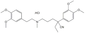 Verapamil EP Impurity H HCl