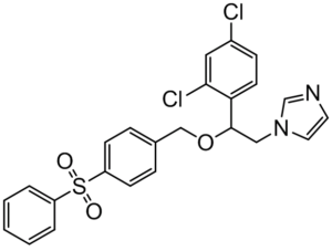Fenticonazole nitrate Impurity C