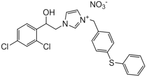 Fenticonazole nitrate Impurity D