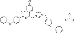 Fenticonazole nitrate Impurity E