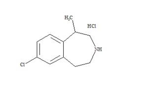Lorcaserin 5-Methyl Isomer HCl