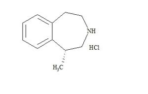 Lorcaserin Dechloro Impurity HCl