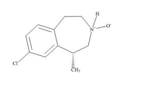 Lorcaserin N-Oxide