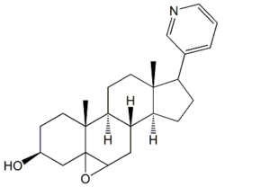 Abiraterone 5,6-Epoxide Impurity