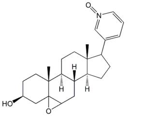 Abiraterone 5,6-Epoxide N-Oxide