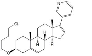 Abiraterone O-Chlorobutyl Impurity