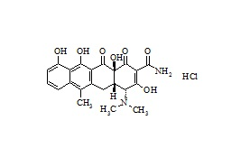 4-Epianhydrotetracycline